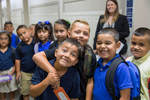 <p>Students and teachers were excited to get back to class for the 2019-2020 school year!</p>